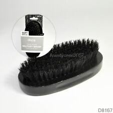 Diane D8167 Soft Boar Bristle Wood Palm Hair Brush