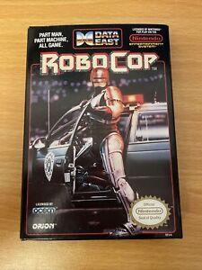 RoboCop NES Box ONLY