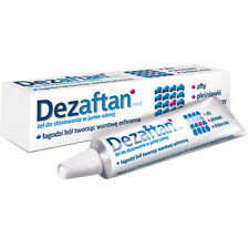 DEZAFTAN MED GEL 8G - ORAL THRUSH, ULCERS, Aphthae, aphthous stomatitis