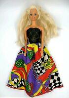 Barbie bionda Mattel Testa 1976 China Corpo 1966 Originale Vintage Collezione