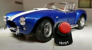 Kit Classic Car Tractor Lorry Humour Comedy Idiot Horn Push Switch & Tab