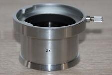 Zeiss Mikroskop Microscope Stemi Stereomikroskop Objektiv 2,0x / Vorsatzlinse