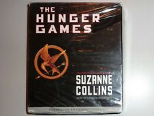 """STILL SEALED"" (9) UNABRIDGED CD's / THE HUNGER GAMES by SUZANNE COLLINS"