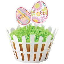 Easter Garden Egg Cupcake Wrap Kit from Wilton #95047 - NEW