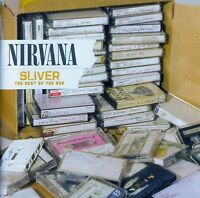 NIRVANA : SLIVER - THE BEST OF THE BOX / CD - TOP-ZUSTAND