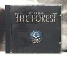 DAVID BYRNE - THE FOREST CD NEAR MINT 1991 SIRE RECORDS