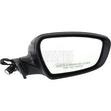 Fits Forte 14-16 Passenger Side Mirror Replacement - Heated - Power Folding