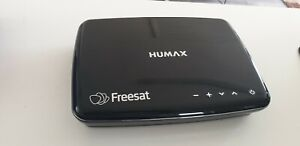 Humax HDR-1100S 1TB Freesat with Freetime HD TV Recorder - Black