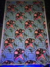Boomer Shroomer Blacklight Poster Original Vintage 1996 Joeseph Chardon