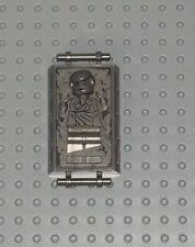 LEGO Star Wars Figure Panel Han Solo in Carbonite 87581 aus 8097 Slave SW71