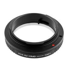 NUEVO FD-EOS ANILLA adapatadora aleación de aluminio para Canon fd Lente Eos Ef