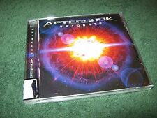Aftershok - Detonate (cd) x- shok paris auburn records cleveland ohio metal