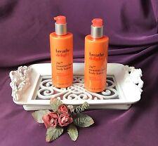 ~Rare! Set of 2 Bath & Body Works Breathe Delight Body Lotion ~ Tamarind Nectar~