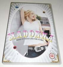 MADONNA - WHAT IT FEELS LIKE FOR A GIRL - 2001 UK DVD SINGLE
