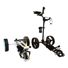 SMARTCADDY SC002 Eco LITHIUM ELECTRIC GOLF TROLLEY + FREE ACCESSORIES