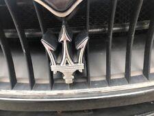 Maserati Quattroporte Grill 2009 2010 2011 2012 2013 Bumper Grill Front Grill