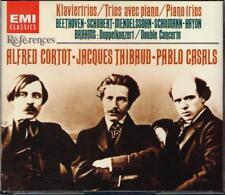 Beethoven: Trii Per Pianoforte Violino e Cello / Cortot, Thibaud, Casals - CD