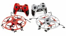 2 Pack Air Wars Battle Drones 2.4 GHz Quad Copter Remote Control Kids Gift Toy
