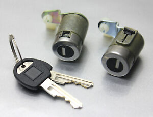 NEW LatchWell Door Lock Cylinder Set w/Pawls / For 1988-1994 CHEVY GMC C/K TRUCK