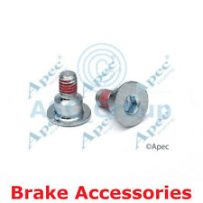 Apec Braking Disc Brake M6x1.0 Hexagon Fitting Bolts Accessory Kit ADS1