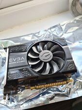 EVGA NVIDIA 1050TI SC SUPERCLOCKED 4GB DDR5
