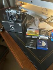 Fujifilm X Series X100T 16.3MP Digital Camera - Silver