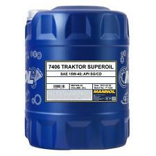 20 Liter MANNOL TRAKTOR SUPEROIL SAE 15W-40