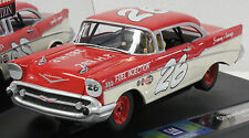Carrera 27376 Evolution '57 Chevy Bel Air Coupe Race II, #26 1/32 Slot Car