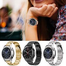 US Fr Huawei Watch GT Stainless Steel Smart Watch Wrist Band Strap Belt Bracelet