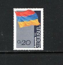 Armenia 1992 20k NATIONAL FLAG SC 433 MNH