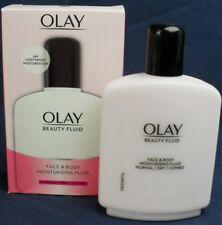 Oil of Olay Beauty Fluid 24 hour Face Moisturiser Normal Lge 200ml Oil of Ulay