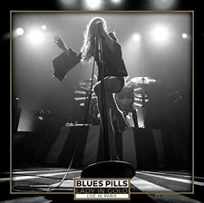 Blues Pills-Lady in oro-Live in Paris 2 CD + BLU-RAY NUOVO