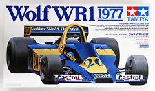 Tamiya 20064 Wolf WR1 1977 1/20 scale kit