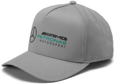 Mercedes-AMG Petronas Motorsport Racer Baseball Cap Grey