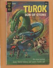 Turok #62 Dell/Gold Key 1968 VG/FN