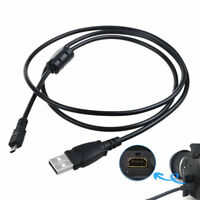PwrON USB Battery Charger Data Cable Cord For Nikon Coolpix S3200 S6600 camera
