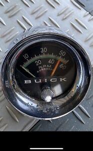 1965/1966/1967/1968/1969 Buick Skylark GS working Tachometer