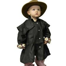 Oilskin Style Winter Waterproof Jacket / Coat Toddler Size Age 1 - 4 years