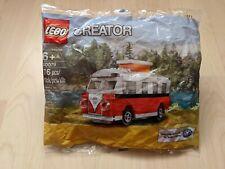 LEGO Creator Mini VW T1 Camper Van (40079). Rare polybag.