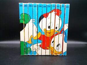Lustiges Taschenbuch - LTB -204 - 215 (ohne 214) - Guter Zustand