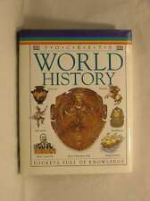 World History (DK A Pockets Full of Knowledge), Philip Wilkinson, Excellent Book