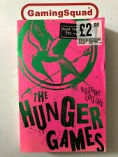 The Hunger Games, Suzanne Collins PB (Alt) BOOK, Supplied by Gaming Squad Ltd