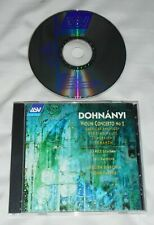DOHNANYI: Violin Concerto No. 2 - Wedding Waltz - Etc. CD 2001 ASV BMG DIRECT CD