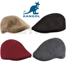 Authentic KANGOL 507 Wool Seamless Cap Hat K0875FA