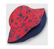 5495777d67363 NEW DISNEY MICKEY MOUSE TARGET JUNK FOOD TODDLER RED + BLUE BEACH BUCKET HAT