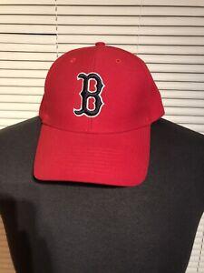 NWOT Boston Red Sox MLB Baseball Snapback Hat Twins Enterprise Red