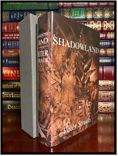 Shadowland ✎SIGNED by PETER STRAUB Mint Gauntlet Press Limited Hardback 1/500