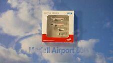 Herpa Ali 1:500 Accessori per aeroporto Serbatoio and Lavabo camion set 520850