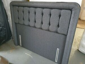 Sealy MONTE CARLO 5FT KINGSIZE HEADBOARD Benson for beds rrp £700
