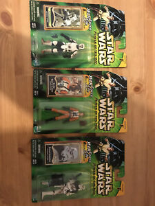 Power Of the Jedi Collection 1 figures